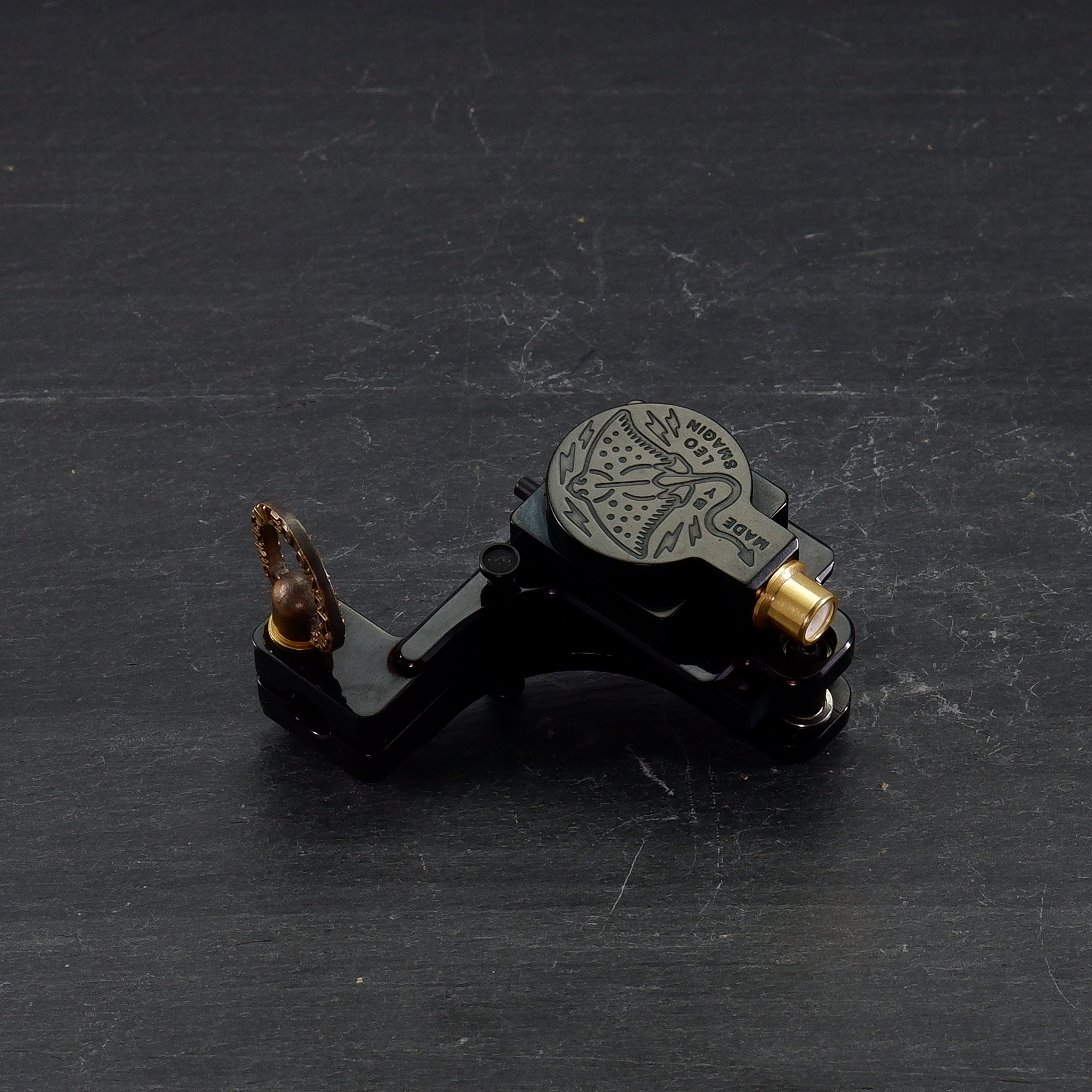 Hybray Black RCA TattooMachine