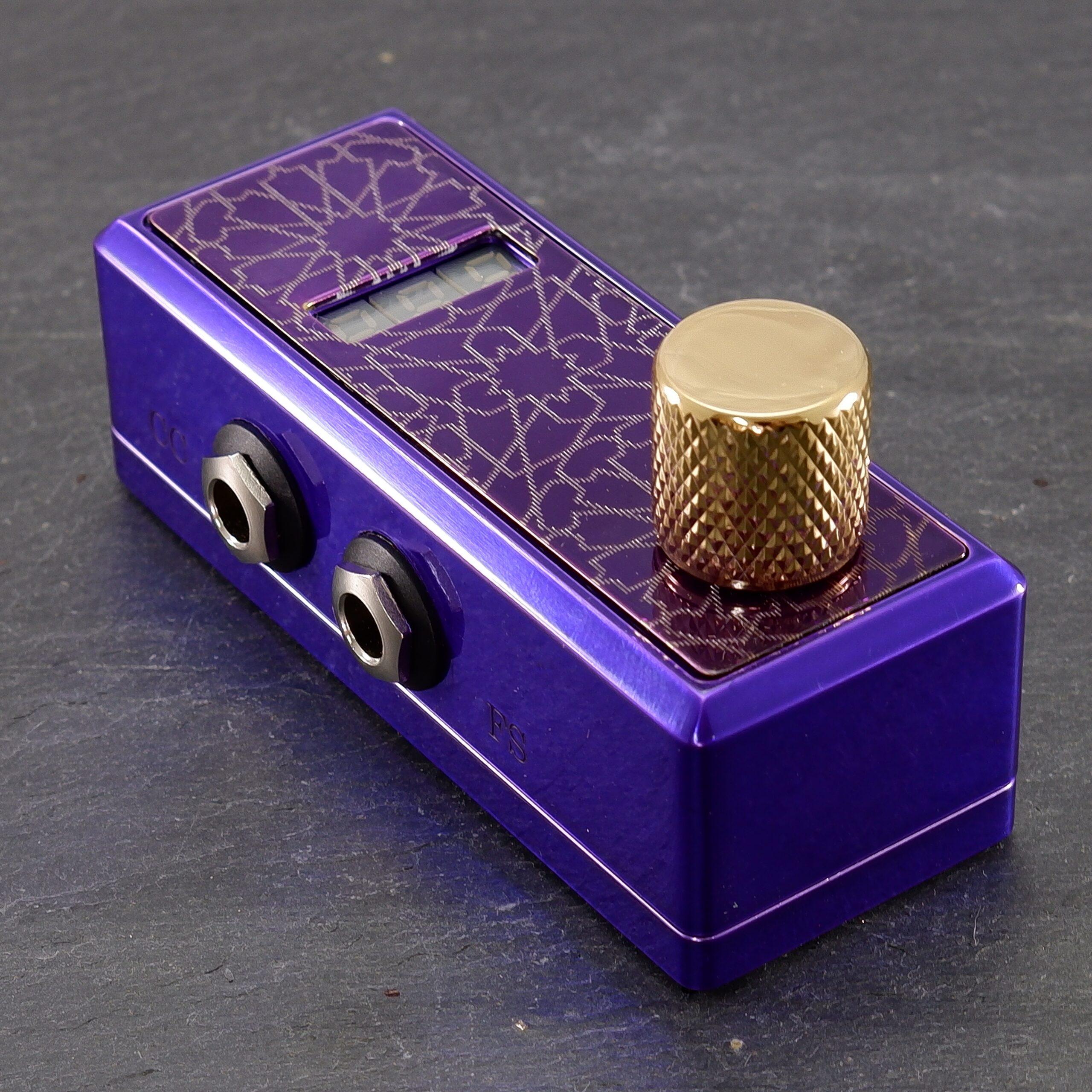 Purple + Nazari Plate Dear Concubine chpt 2